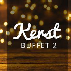 Kerst Buffet Navidad